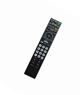 Universal Replacement Remote Control Fit for RM-YD018 148026211 for Sony KDL-40D3000 KDL-40V3000 Plasma BRAVIA LCD LED HDTV TV