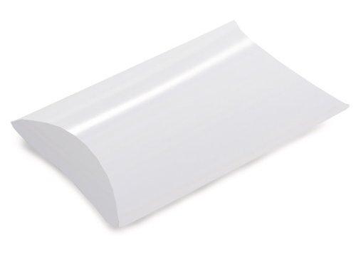 Nashville Wraps Pillow Box 12 Count - White - Large