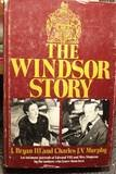 Front cover for the book The Windsor story by J. Bryan III