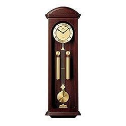 Seiko Emblem Pendulum Wall Clock AHS430B-H