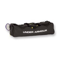 Under Armour New Storm Lax Women's Travel Bag Lacrosse UASB-LWTB Black/White by Under Armour