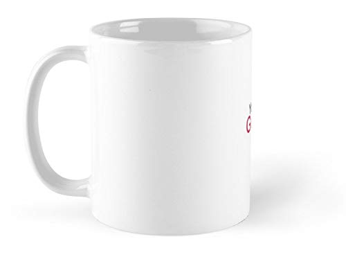 Hued Mia You've got mail ! Mug - 11oz Mug - Features wraparound prints - Dishwasher safe - Made from Ceramic - Best gift for family friends