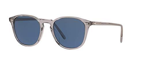 Oliver Peoples Eyewear Men's Forman LA Polarized Sunglasses, Workman Grey/Blue Polar, One ()