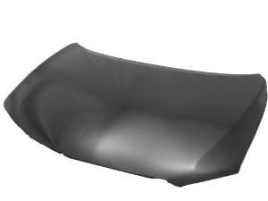 OE Replacement Toyota Corolla Hood Panel Assembly (Partslink Number TO1230211)