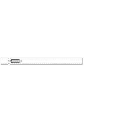 RESTEK 20710-216.5 Cup Inlet Liner with Carbofrit Pack of 5 Siltek 78.5 mm Length 4 mm ID 6.30 mm OD Borosilicate Glass