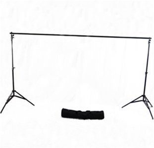 CowboyStudio 3000 Support 12 Feet Wide Heavy Duty Backdrop Support System with Carrying Bag