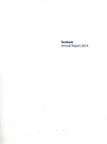 2015-facebook-annual-report-nasdaq-public-company-rare-good-condition