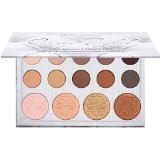 BH Cosmetics Carli Bybel 14 Color Eyeshadow & Highlighter Palette, 0.43 Pound