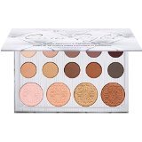 BH Cosmetics Carli Bybel 14 Color Eyeshadow & Highlighter Palette, 0.43 Pound
