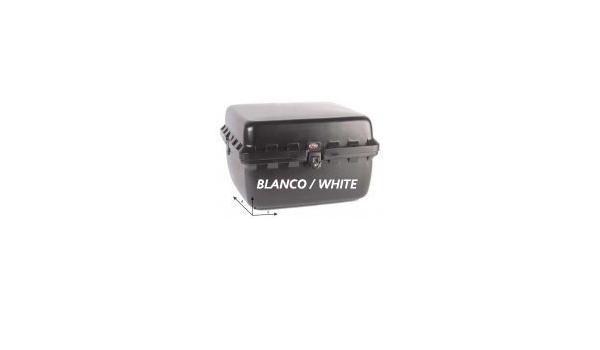 Puig - 0713N/72. Cofre Baul Especial Grande Reparto Big Box 90L.: Amazon.es: Coche y moto