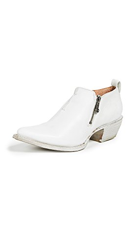 Ankle Moto Women's Boot Sacha White Frye Shootie IqzwB
