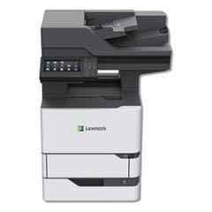 Lexmark 25B0000 MX721ade Monochrome Laser Printer with Scanner Copier & Fax