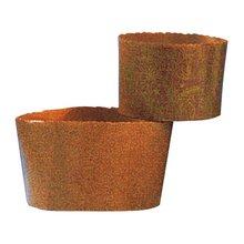 Molde de papel para panettone, fondo 134 mm, 95 mm, 200 unidades: Amazon.es: Hogar