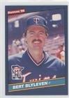 Bert Blyleven (Baseball Card) 1986 Donruss - [Base] #649