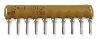 Resistor Networks /& Arrays 8pins 470ohms Bussed 100 pieces