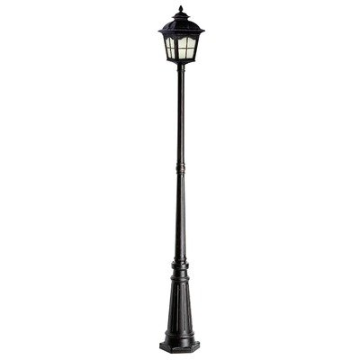 Outdoor Residential Pole Lighting - 7