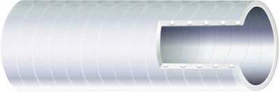 Shields 1in X 10ft Hd White Vacuum Hos 1481003 ()