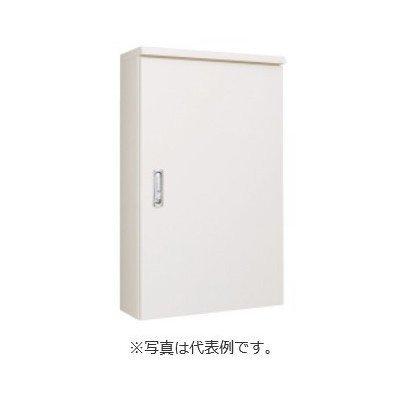 河村電器産業 屋外用鉄板製 盤用キャビネット POB4345-16 クリーム B01FVNYUQ0 クリーム