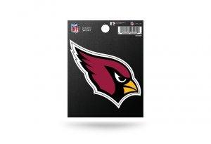 Arizona Cardinals Die Cut Team Logo Short Sport Sticker ()