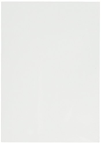 Barrier Hyper Mini Card Sleeves for Tournament (60 Piece), Matte White, 62 x 87mm from KMC Sleeves