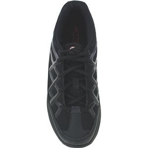 MBT Mens Sport 3 Black Leather/Mesh 46 Wide IP0FR47Ij