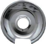 Range Kleen 106-A 8'' Aluminum GE/Hotpoint Reflector Drip Pan