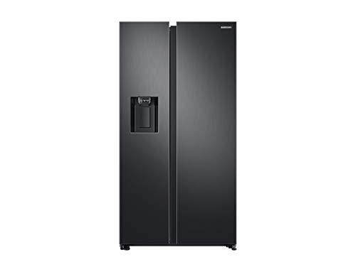 Samsung RS68N8231B1 nevera puerta lado a lado Independiente Negro ...
