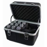 Abs Flight Case - Flight CASE ABS Holds 9 Microphones