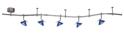 Five Light Monorail Pendant Kit