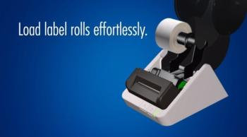 Label printer from Seiko Instruments