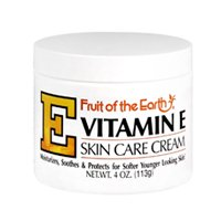 Fruit Of The Earth Fruit Of The Earth Vitamin E Skin Care Cream, 4 Oz (Pack Of 2) by Fruit Of The Earth