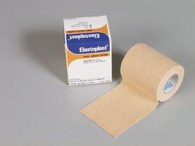 - Elastoplast Elastic Adhesive Bandages, Tan, 2 inches x 5 yards, pack of 12