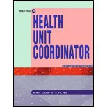 [(Being a Health Unit Coordinator)] [Author: Kay Cox-Stevens] published on (August, 2001)