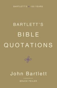 Bartlet's Bible Quotations