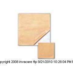 Hollister Hollihesive Skin Barrier - Hollihesive Skin Barrier, Holihsv Skin Br 4X4 in, (1 BOX, 5 EACH)