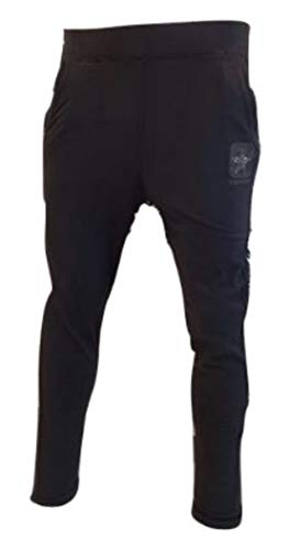 Donna Logo Scuro Grigio Converse Pantalone Iron M 1qOnnfC