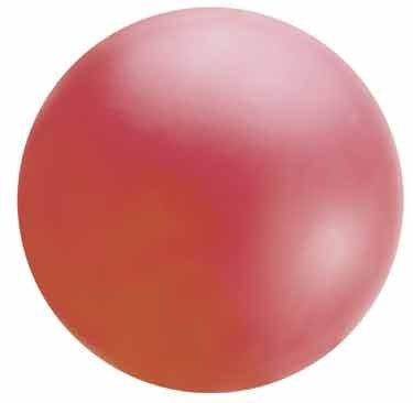 Giant Cloudbuster Chloroprene Balloon - 8ft - Red