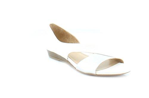 naturalizer white sandals - 9