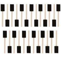 Open Stock 1'' Foam Brushes