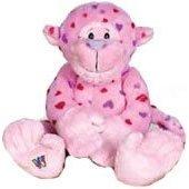 Webkinz Plush Stuffed Animal Love Monkey, valentine