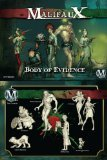 Malifaux  Resurrectionists Body of Evidence McMourning Crew by Wyrd Miniatures