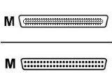 Belkin 12ft Ultra Fast Wide Ext SCSI Vhdci68m/micdb50m