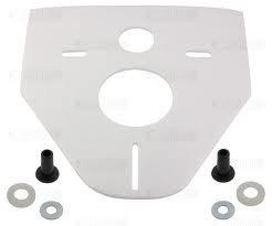 Schallschutzset für Wand-WC und Bidet