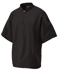 - Holloway Men's Equalizer Jacket Sportswear 2XL Black/Black