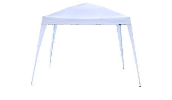 Carpa plegable metalica 3x3 m blanca: Amazon.es: Deportes y aire libre