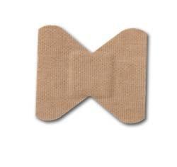 McKesson Medi Pak Performance Bandage Adhesive Fabric Digits Small Latex Free - Box of 100
