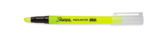 UPC 071641098077, Sharpie Clear View Highlighter Stick, Yellow (1950755)