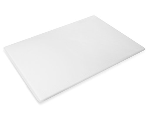 New Star Foodservice 28881 Cutting Board, 18x30x1/2-Inch, White (Butcher Block 30x18 compare prices)