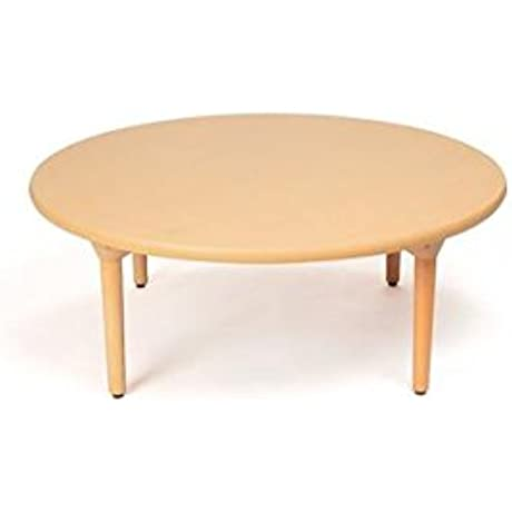 Environments 42 Round Table With Metal Legs Item 900594AD