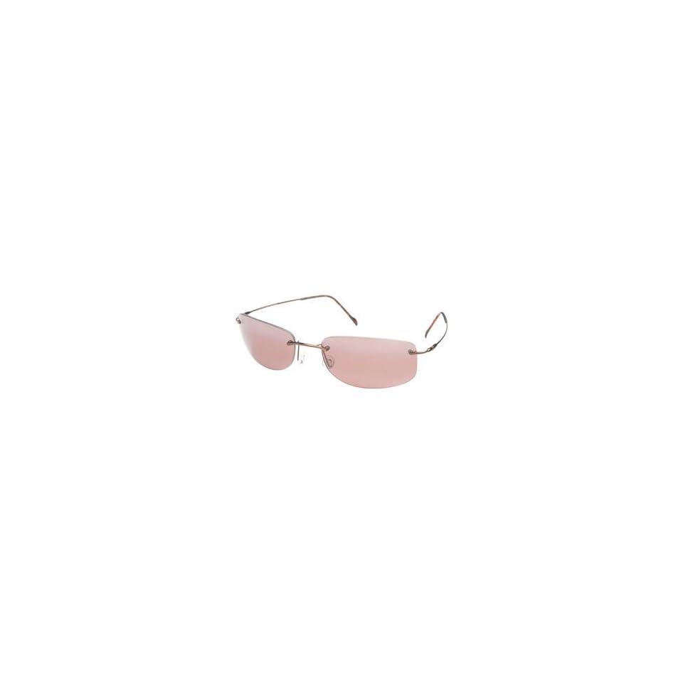 Maui Jim Lahaina Sunglasses   Polarized Gloss Copper, One Size